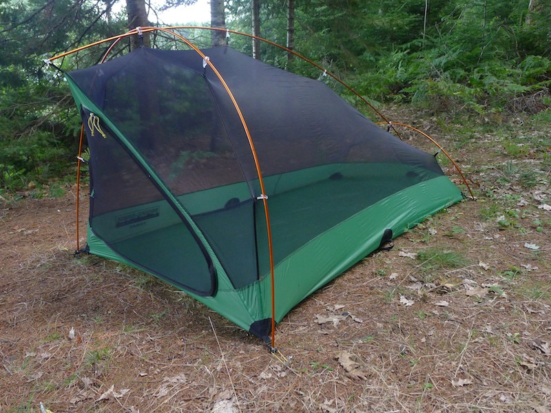 Brooks-Range Foray Tent Review - 12
