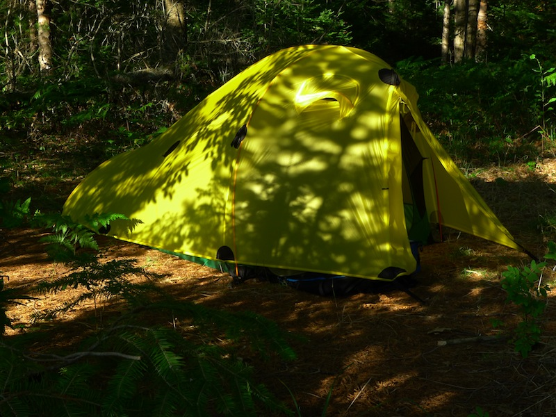 Brooks-Range Foray Tent Review - 5