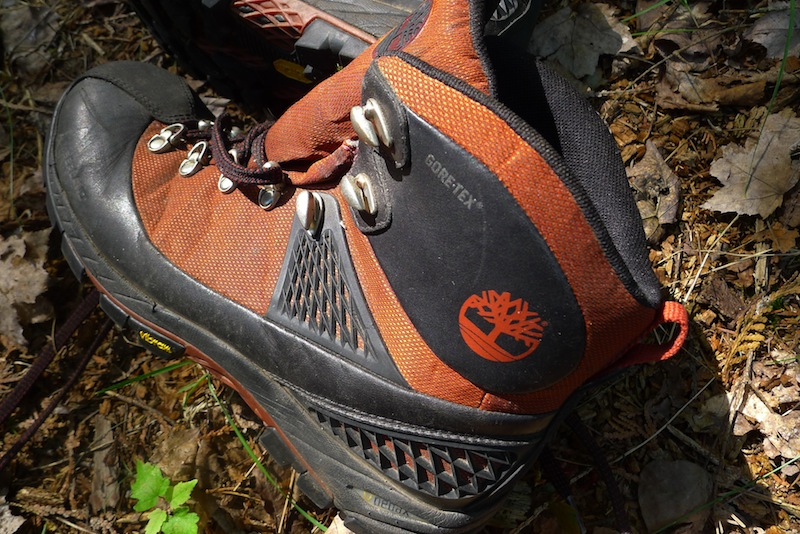 Sailors, Rappers, & Ultralight Backpackers: A Walk with the Timberland Cadion - 1