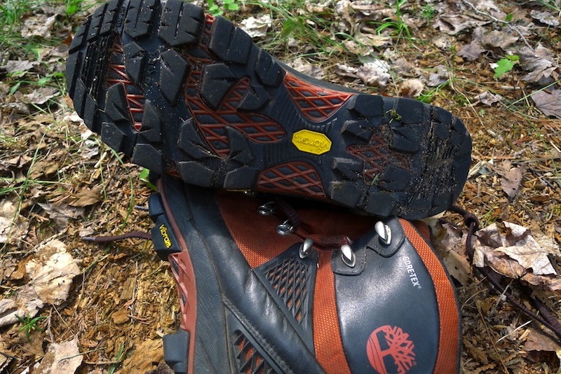 Sailors, Rappers, & Ultralight Backpackers: A Walk with the Timberland Cadion - 2