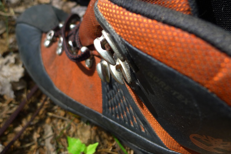 Sailors, Rappers, & Ultralight Backpackers: A Walk with the Timberland Cadion - 3