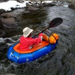 Pack-and-Paddle Wilderness Route Planning: Predicting Stream Flows