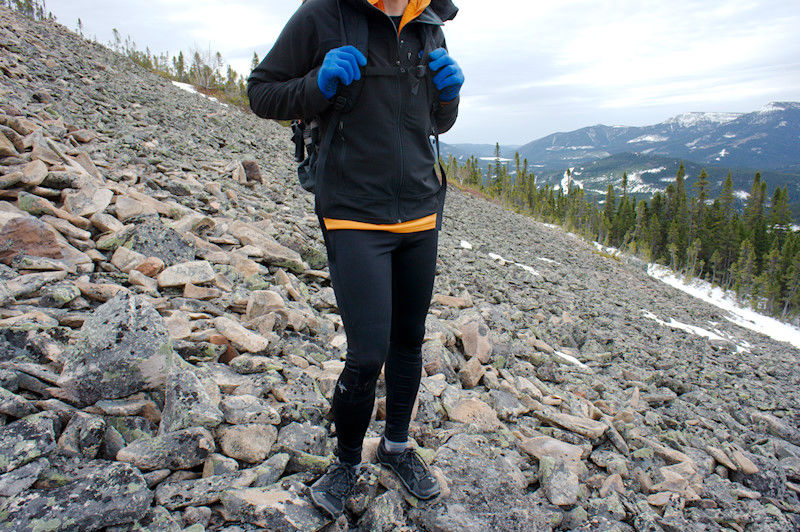 Backpacking Tights - Part 1 - Backpacking Light