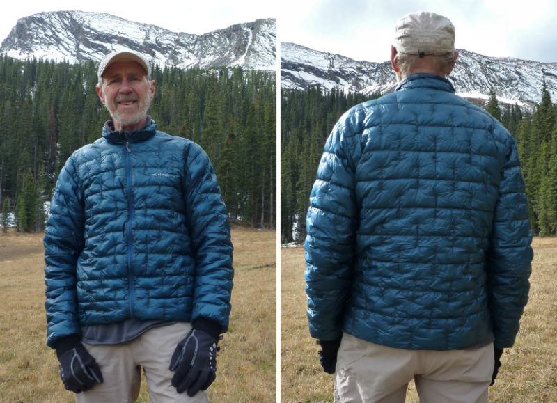 Montbell Plasma 1000 Down Jacket Review Backpacking Light