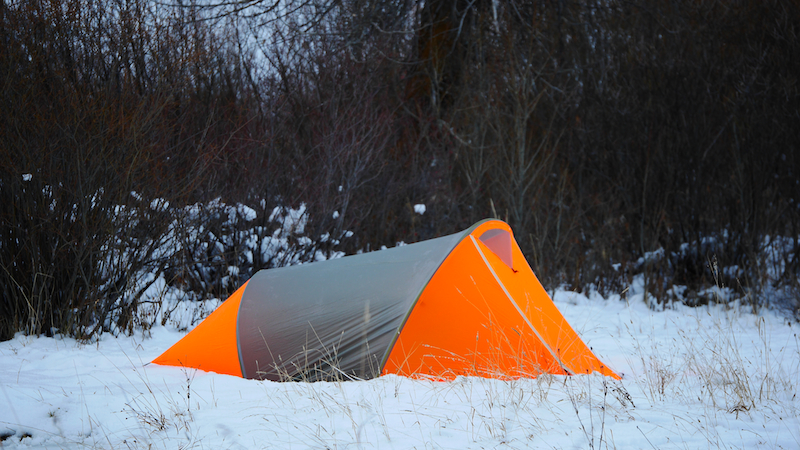 & Stephenson 2C Tent Review - Part 1 - Backpacking Light