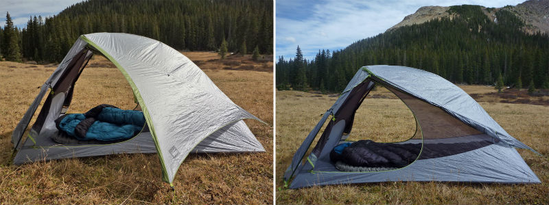 & REI Dash 2 (2-Person Double Wall) Tent Review - Backpacking Light