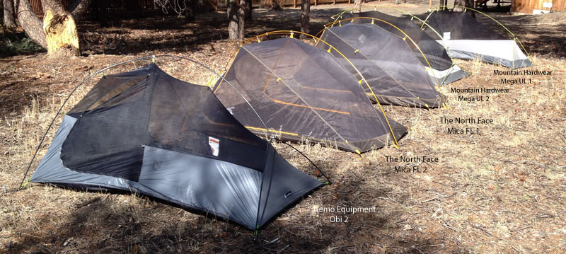 1 & Freestanding Double Wall Tents - A Cursory Review of 1P/2P ...