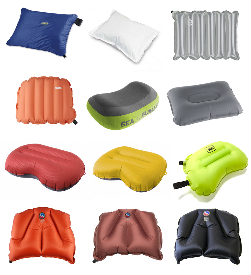 ultralight inflatable pillow gear guide - 1