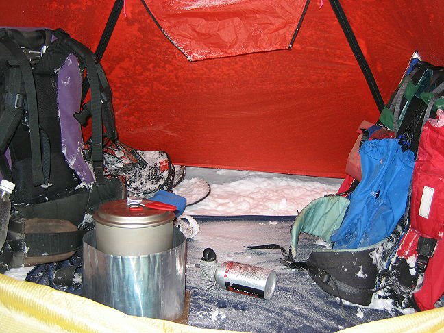 15. Cooking INSIDE ... & Can I Cook in my Tent? - Backpacking Light