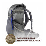 Guide's Gear Award No. 1: Gossamer Gear Mariposa Backpack