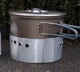 "<span class=""membersonly""></span> MYOG: Aluminum Windscreen for Canister Stoves"