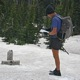 """<span class=""""membersonly""""></span> Trekking Techniques for Early-Season Conditions"""