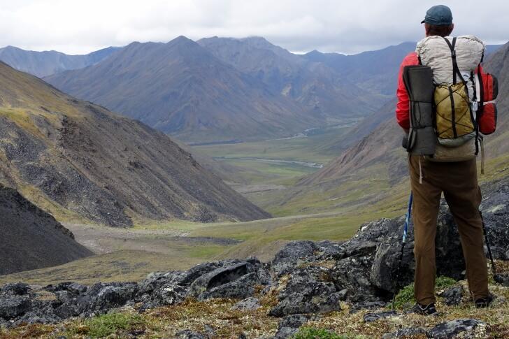 Alpine Pass, Unknown Valley, Jörgen Johansson Brooks Range Fragments Part 2