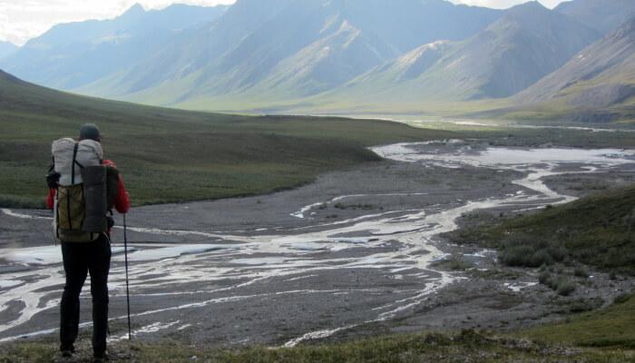 East Fork, Chandalar River, Jörgen Johansson Brooks Range Fragments Part 2