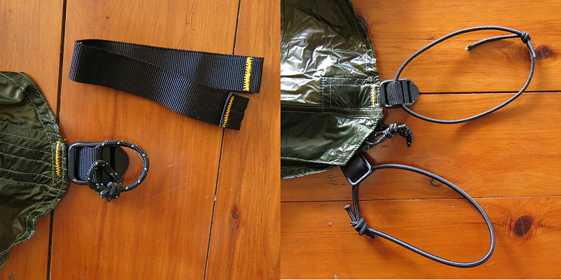 Corner Anchors, Roger Caffin Nigor Didis Tent Review Part 2