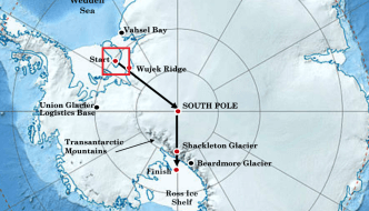 Henry Worsley: Antarctica Solo, Unsupported