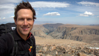Andrew Skurka Completes Wind River High Route