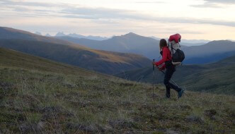 Hiking in the Shadow of the Arrigetch, Brooks Range - Max Neale
