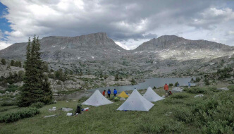 Wind River Backpacking: Talus, Tundra, and Ice on a Wyoming High Route