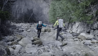 DSM Dyneema, Ultralight Cuben Fiber Packs, Gear, and Apparel (Film)