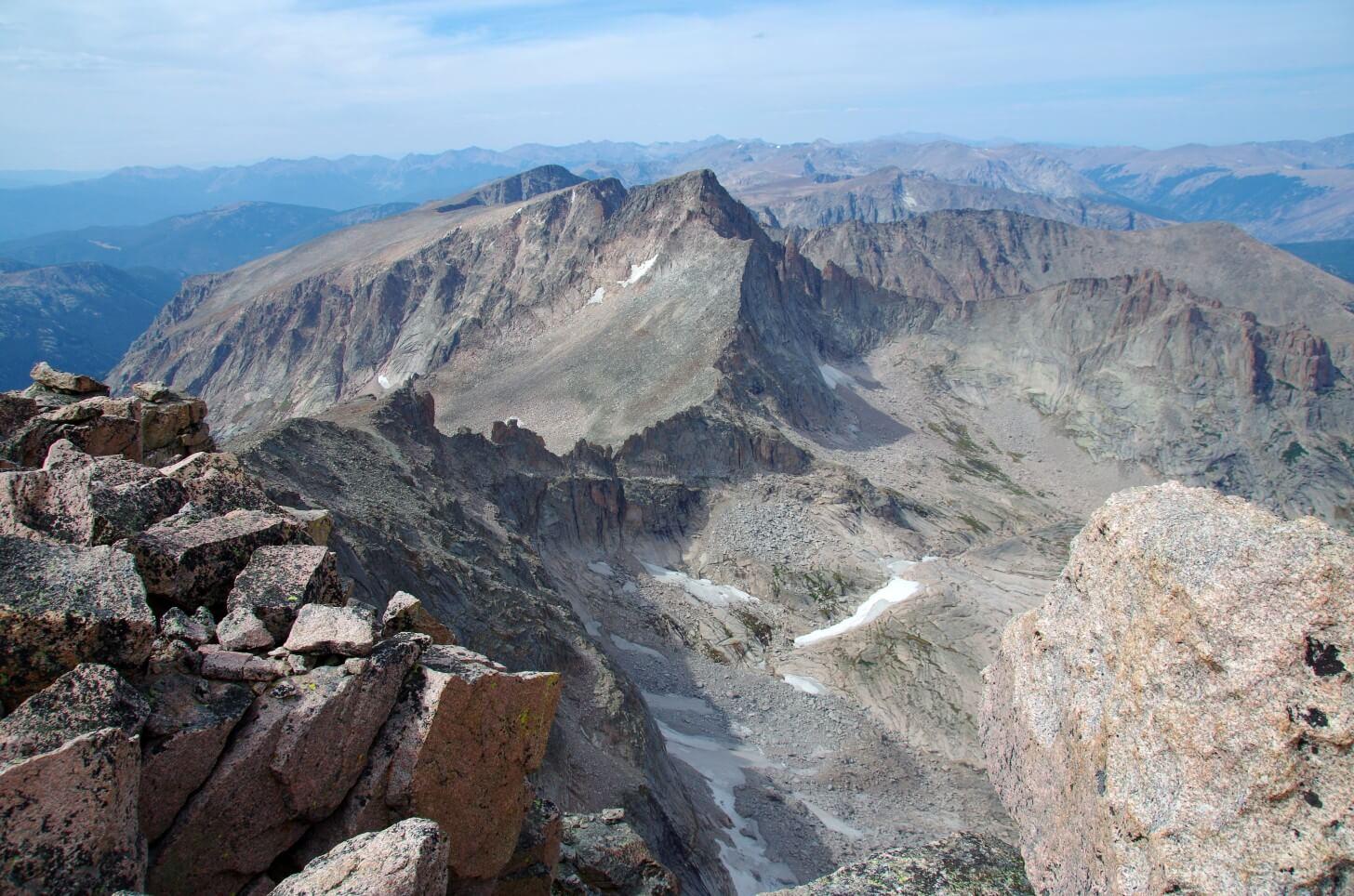 Chiefs Head Peak, Rocky Mountain National Park, Faces Interview Paul Magnanti