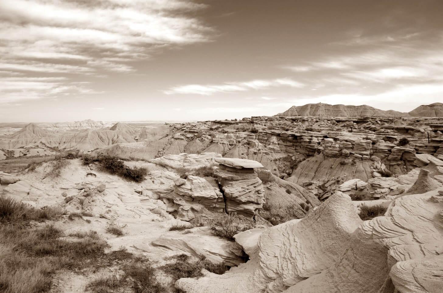 Toadstool Geologic Park, Nebraska, Faces Interview Paul Magnanti