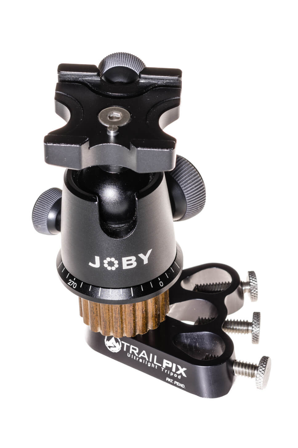 Joby Ballhead Trailpix Spotlite Review