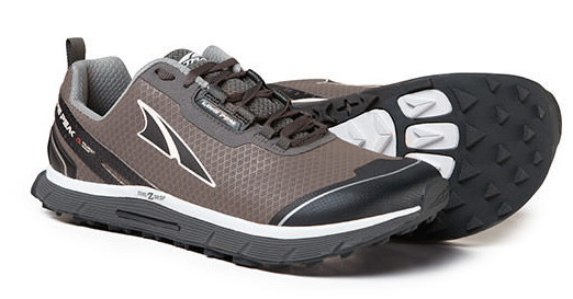 Altra Lone Peak Neoshell Review for ultralight backpacking
