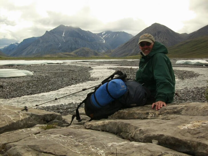 Buck Nelson, Solo-Trip Across Alaska, Jorgen Johansson Buck Nelson Interview