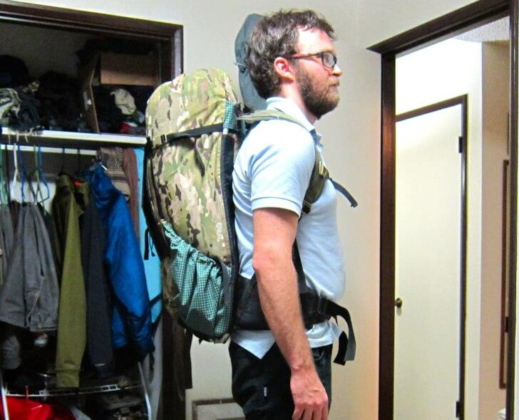 Dave Chenault, MYOG Peak, Seek Outside Unaweep, How to Make Your Own Lightweight Backpack Luke Schmidt