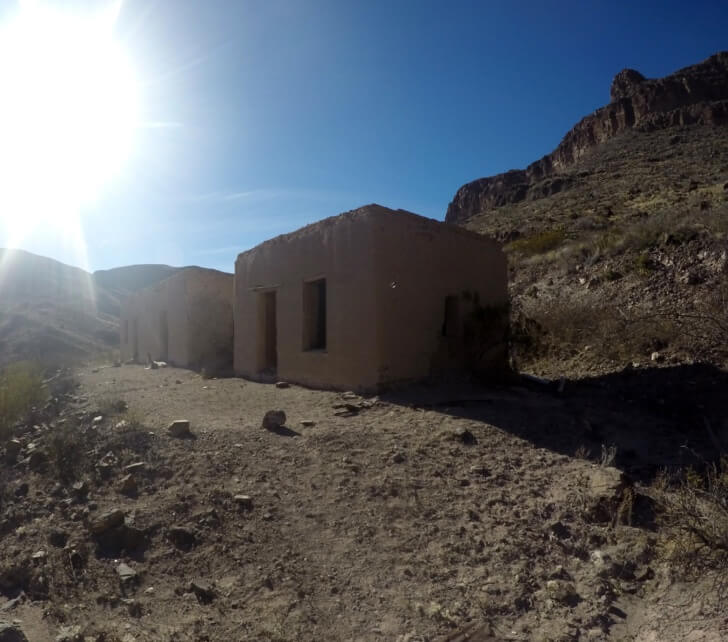 Adobe House, Rancherias Loop Trail Schmidt