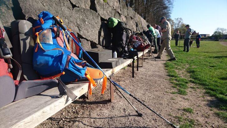 Coast2Coast, Sweden, Johansson Lightweight Backpacking in Europe