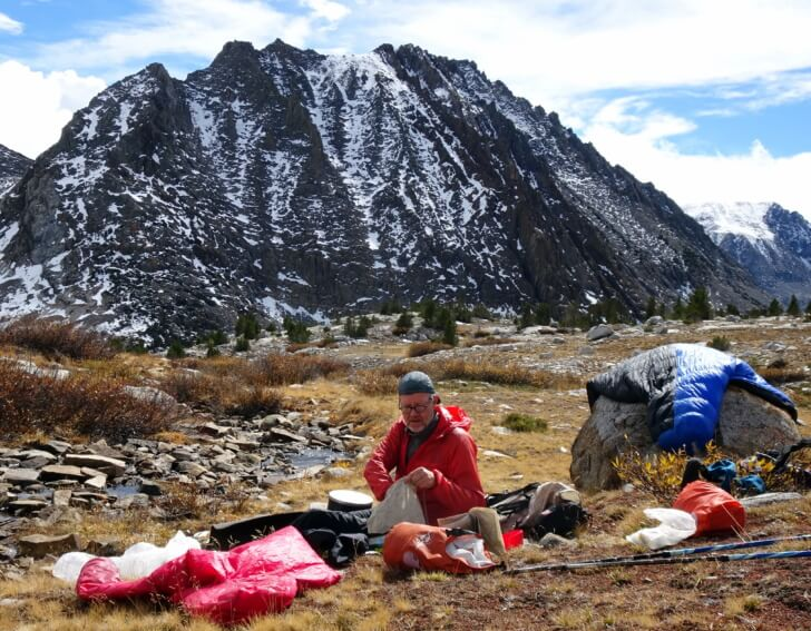 Drying Gear, John Muir Trail, How to Buy Outdoor Gear, Functional Analysis, Jorgen Johansson