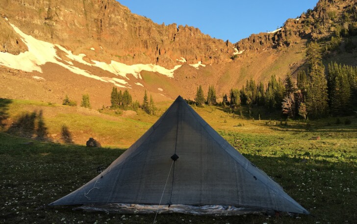 How to Choose Backpacking Gear for Inclement Weather: A full-perimeter shelter is essential for protecting your sleep system from the elements of wind and precipitation.