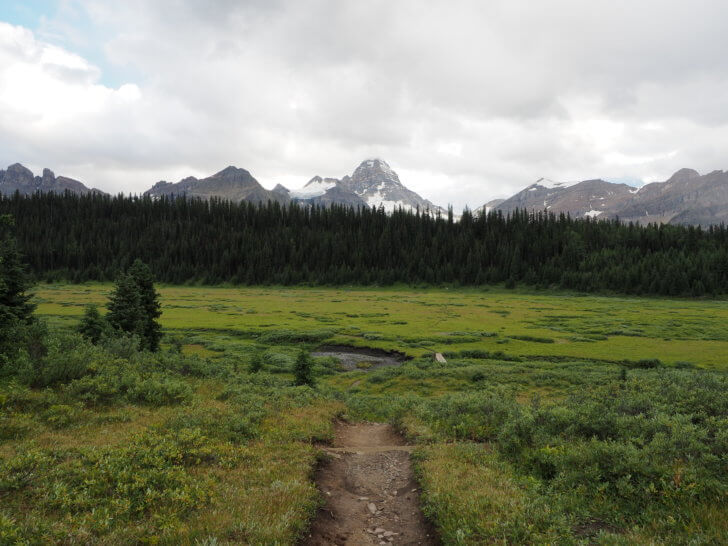 Marvel Pass Backpacking Trail