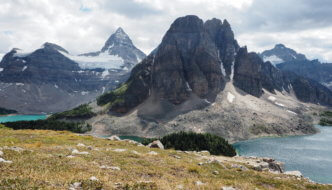 Backpacking Mount Assiniboine via the Marvel Pass Trail: Part 4