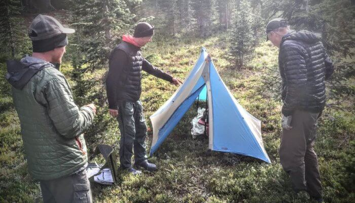 How to choose lightweight backpacking gear.