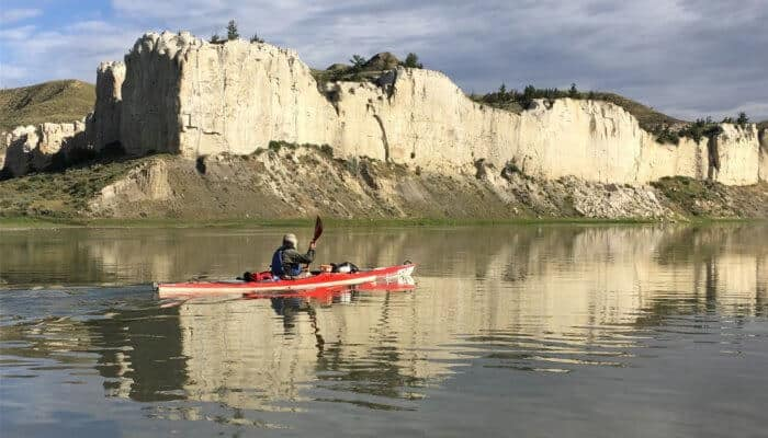 """<span class=""""membersonly""""></span> Along the Lewis and Clark Trail with Buck Nelson"""