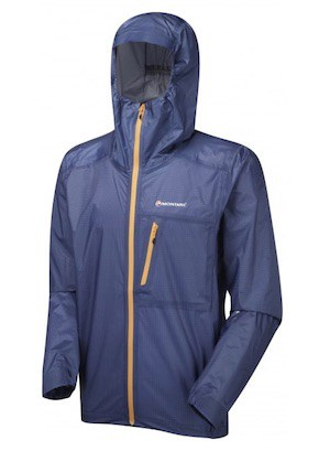 Montane Minimus 777 Jacket Review: Stock Photo.
