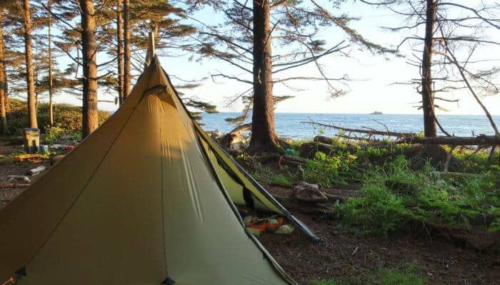 "<span class=""membersonly""></span> Seek Outside Tipi Review: An Ultralight Stove Tent for Cold Weather Backpacking with a Group"