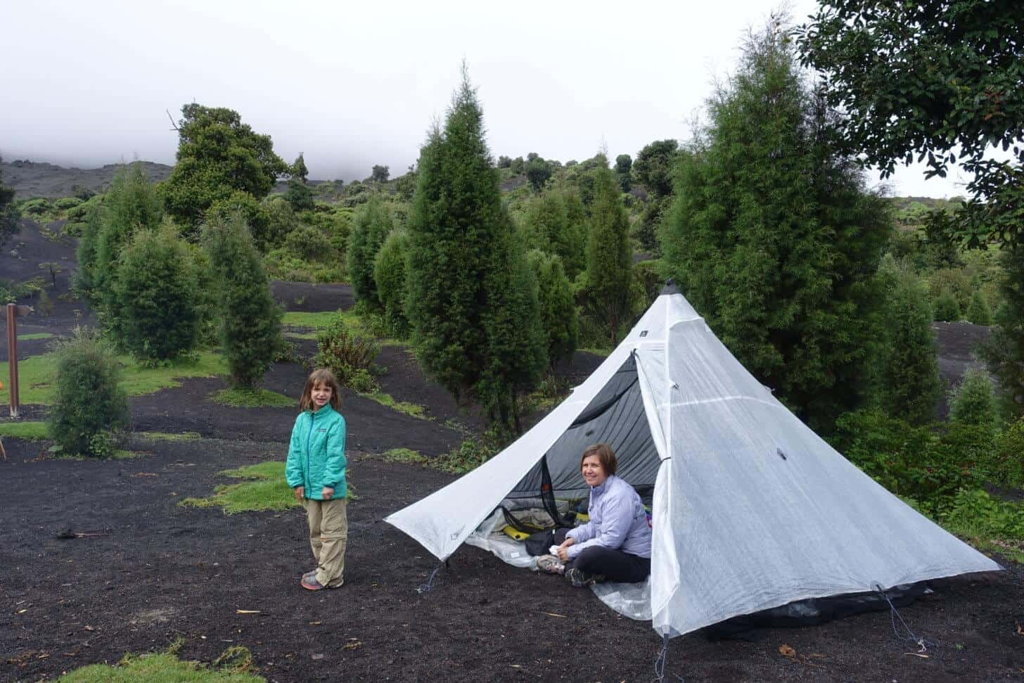 ultamid4review2: The Ultamid 4 is an incredibly light family tent.