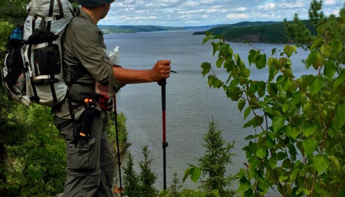 Hiking the Ottawa-Temiskaming Highland Trail: Trial and Tribulation in Ontario, Canada
