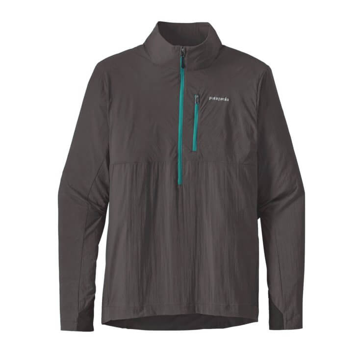 Patagonia Airshed Pullover Review - stock image.