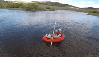 Alpacka Scout Packraft Review (Video)