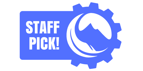 staff pick logo