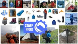 2017 Backpacking Light Staff Picks