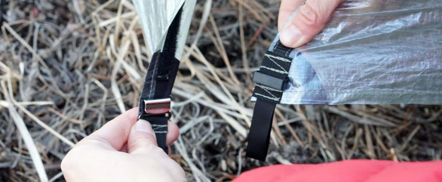 tarptent notch li door closure clip