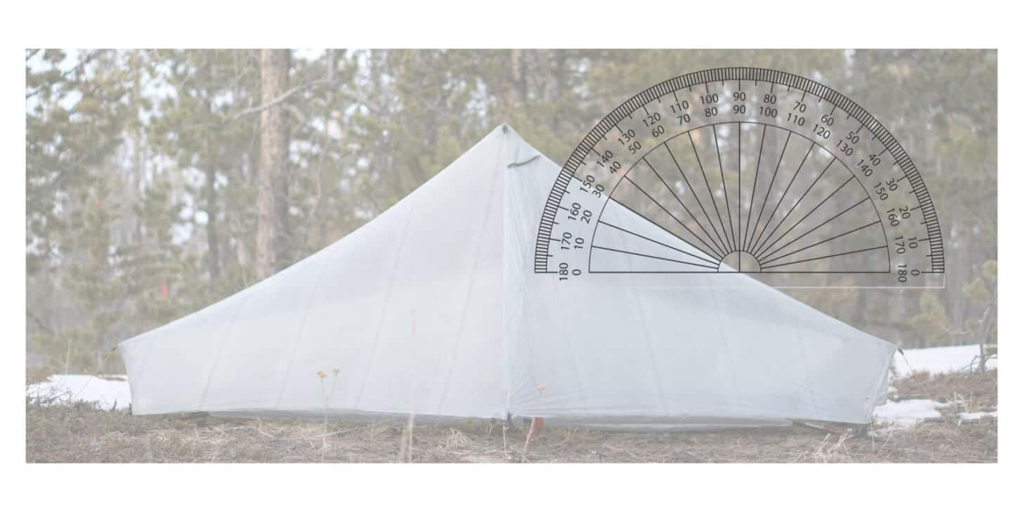 tarptent notch lithium review side view snow