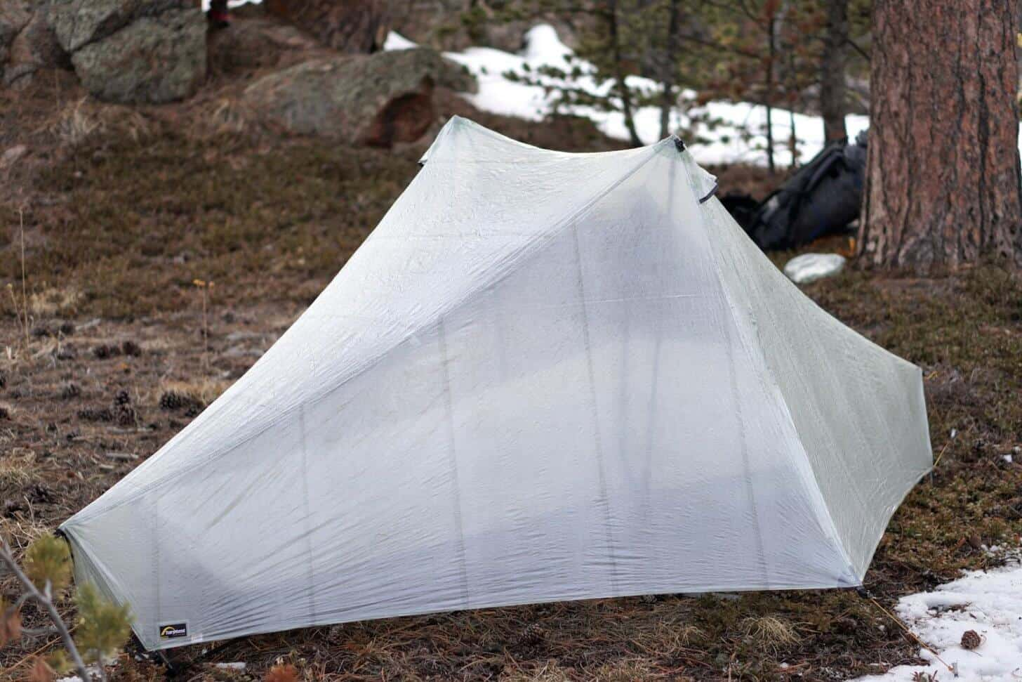 tarptent notch lithium six panel & Tarptent Notch Li Review (First Looks) - Backpacking Light