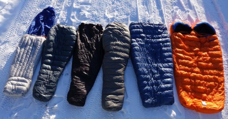 Patagonia 19 Degree Sleeping Bag Review Backpacking Light